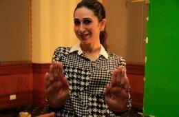 Handfies Received on Handwashing Day